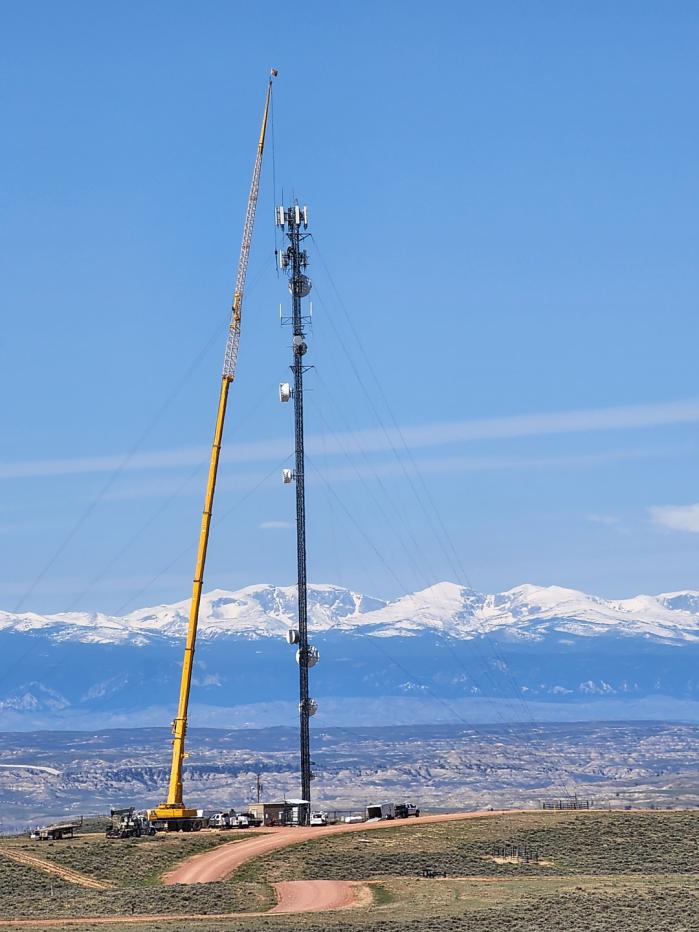 Crane, Trucking, and Hotshot Service